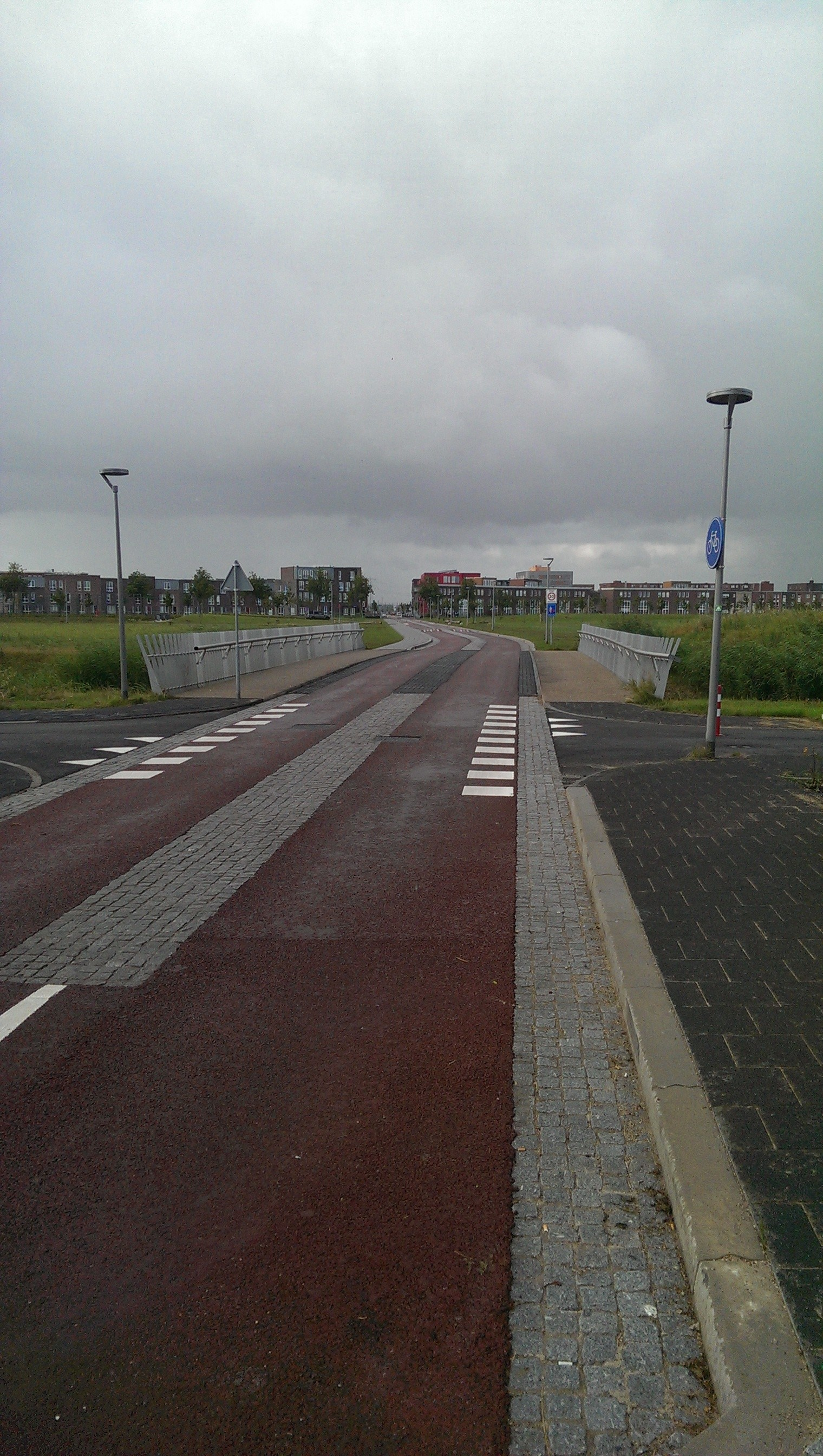 Almere, Achillesstraat
