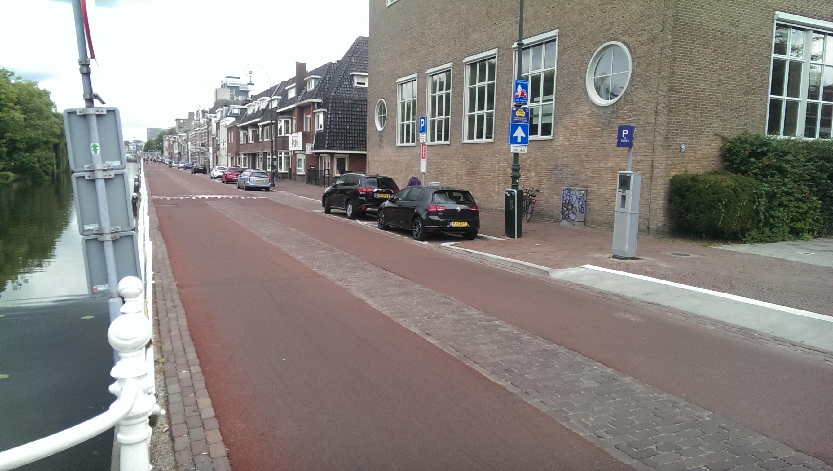 Utrecht, Leidseweg